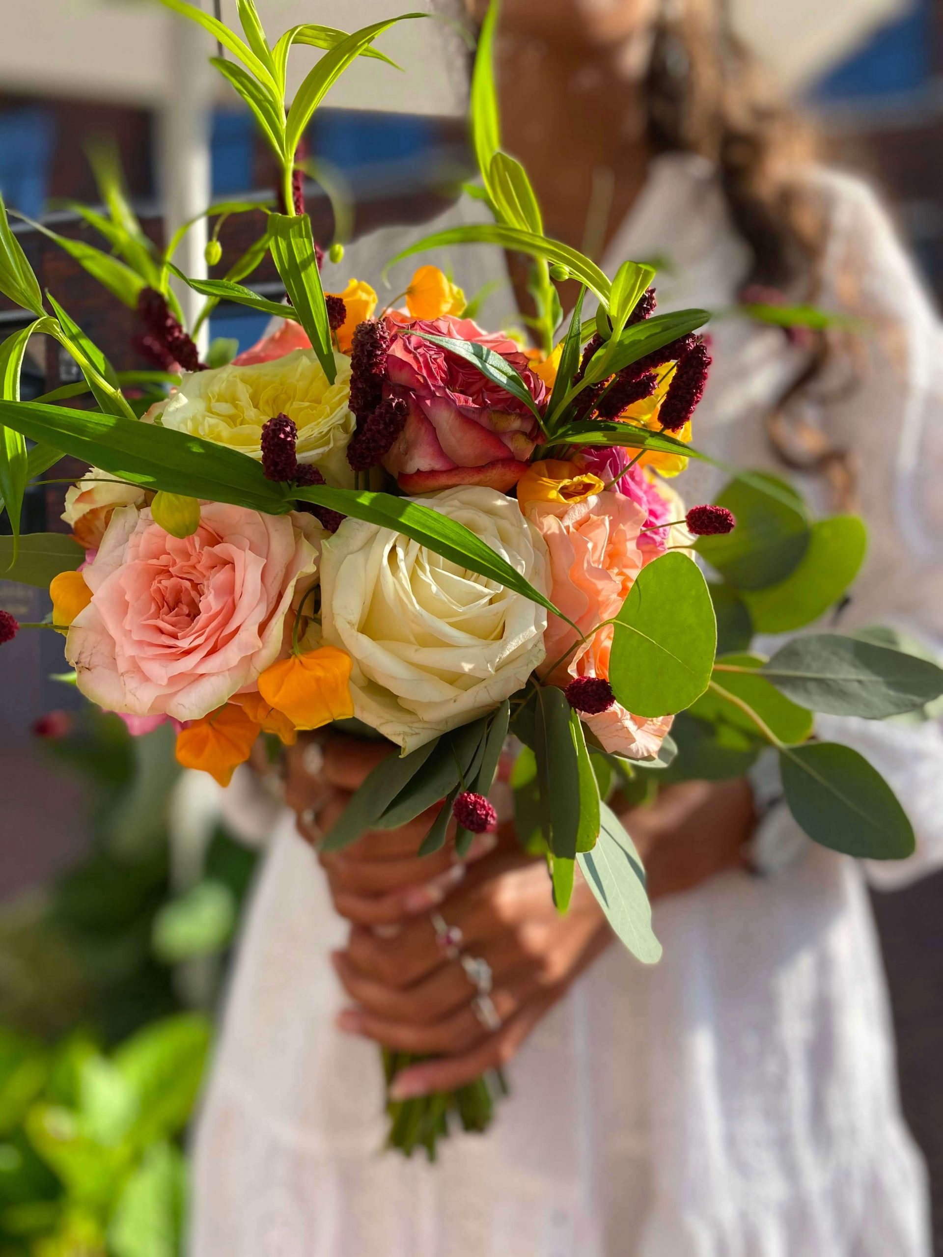 trouwboeket trouwbloemen bruidsboeket