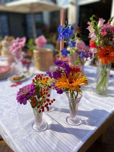 bruidsboeket trouwbloemen